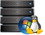 hosting linux windows